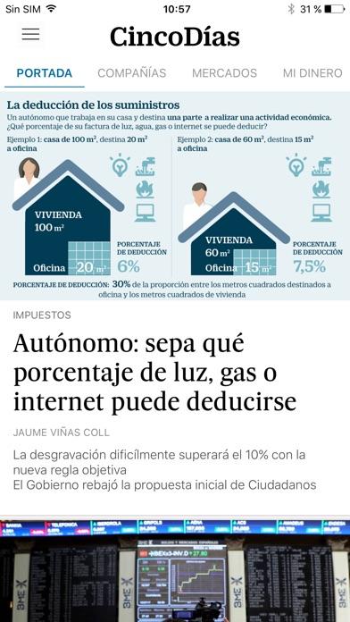 EL PAÍS screenshot three