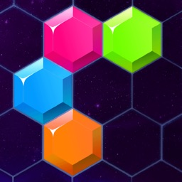 Hexagon square-games fun