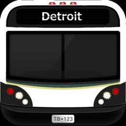 Transit Tracker - Detroit