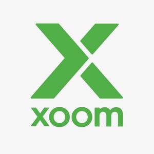 Xoom Money Transfer Finance app