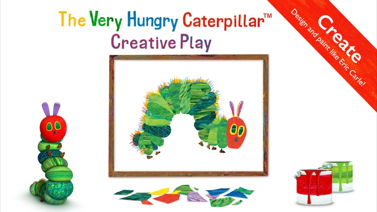 Caterpillar Creative Play screenshot-0