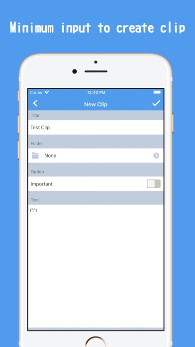 QuickClip | Clipboard Manager Screenshots