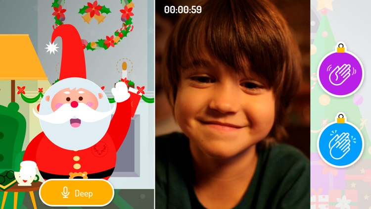 XmasTime - Live Videocalls screenshot-1