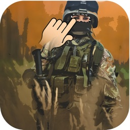Army Suit Photo Face Editor
