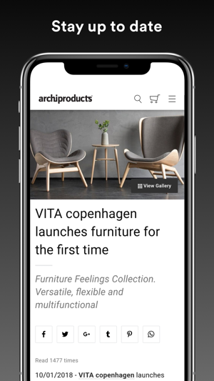 App store archiproducts for Archiproducts shop