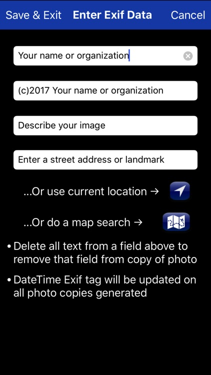 Exif Wizard-Pro screenshot-3