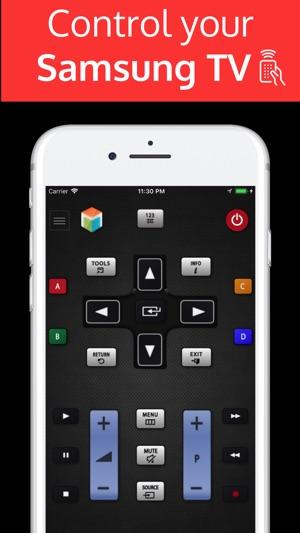 Samremote Remote Samsung Tv On The App Store