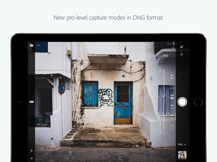 Adobe Lightroom CC for iPad