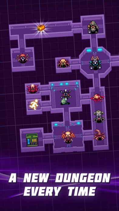 Dead Shell Roguelike RPG screenshot 1