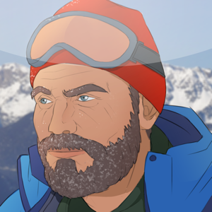 Mount Everest Story app