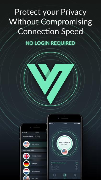 CyberSafe VPN: VPN for iPhone screenshot-3