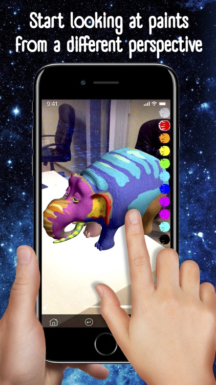 Coloring Book & Art Game - AR