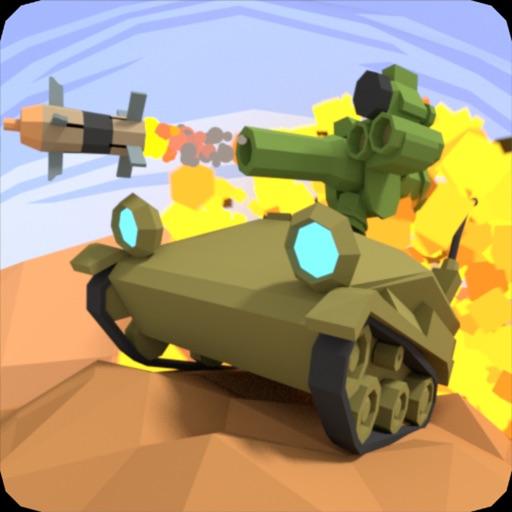 IronBlaster : Онлайн-танковая