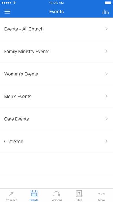 Christian Fellowship Ashburn screenshot 1