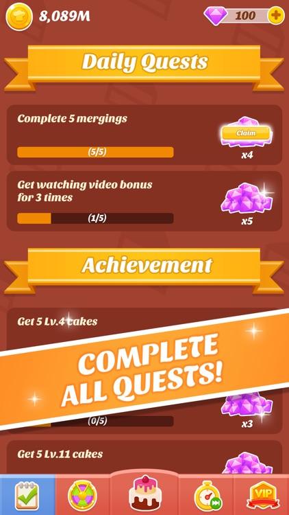 Merge Desserts - Idle Game screenshot-5