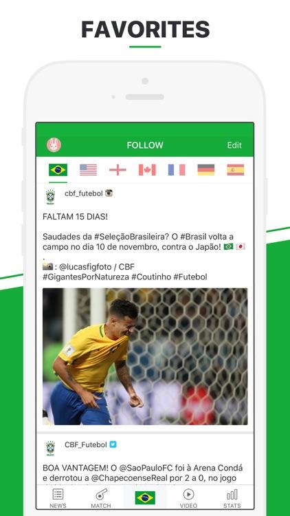 All Football - Scores & News screenshot-3