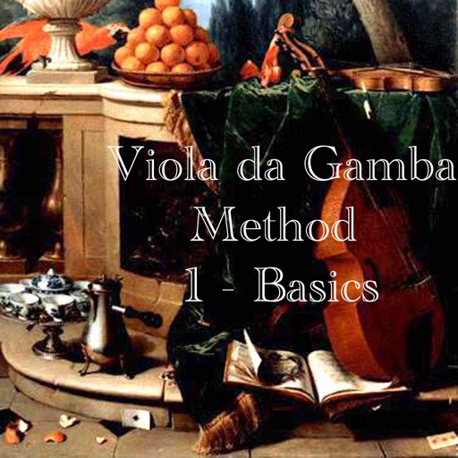 Viola da Gamba Method-Part 1