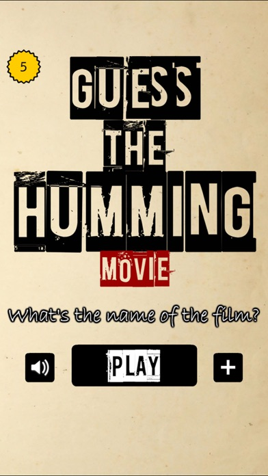 Guess the Humming - Movie