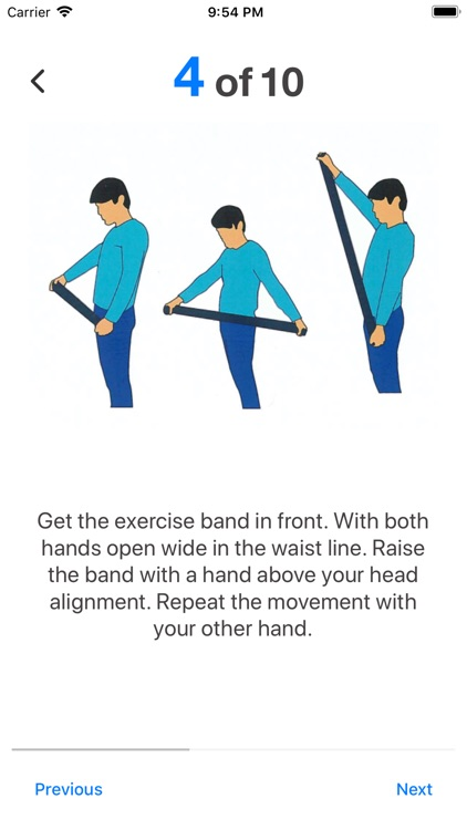 Physiotheraphy Movements
