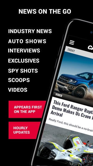 Carbuzz Car News And Reviews On The App Store