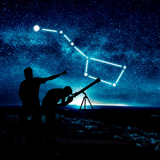 Star Map Tracker: Stargazing