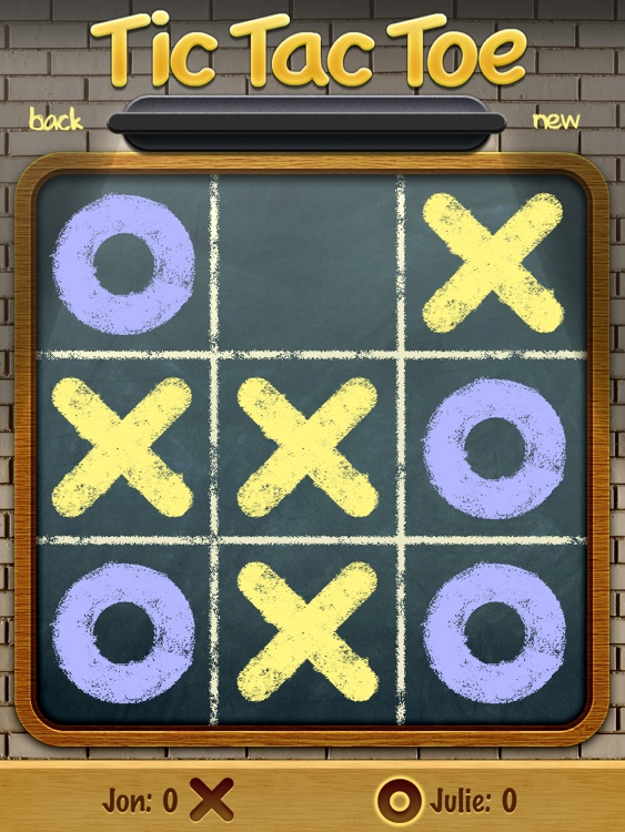 Tic Tac Toe Pro HD screenshot-0