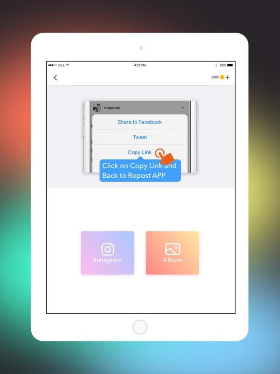 Télécharger Famedgram - Republier pour iPhone / iPad sur l