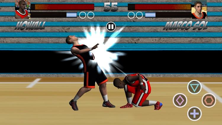 Basketball Real Fight Stars screenshot-3
