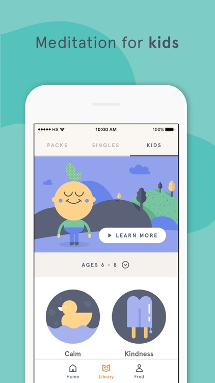 Headspace: Meditation screenshot-3