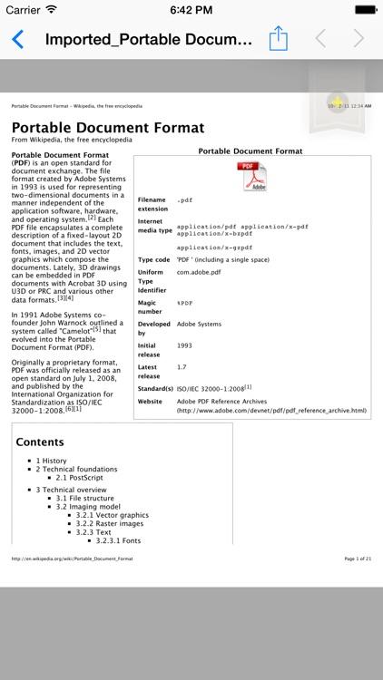 PDF Viewer is Fast screenshot-4