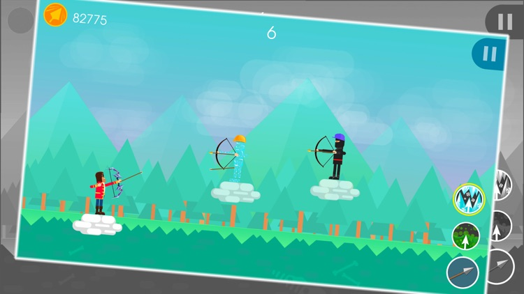 Funny Archers - 2 Player Archery Games