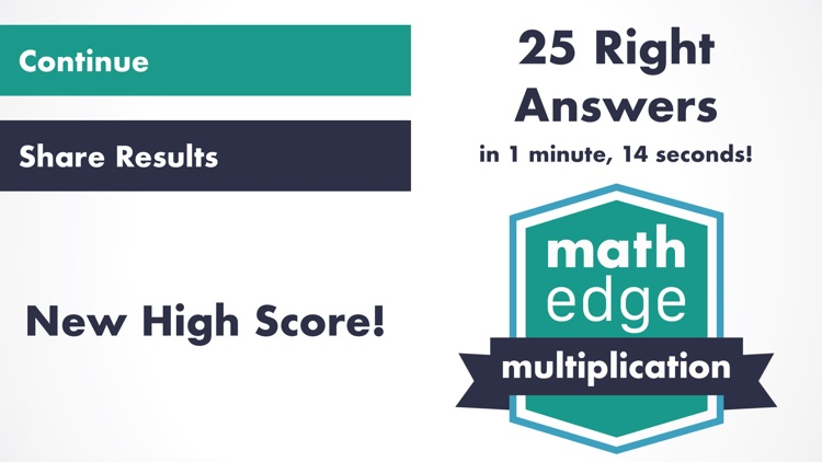 MathEdge Multiplication 2018 screenshot-4