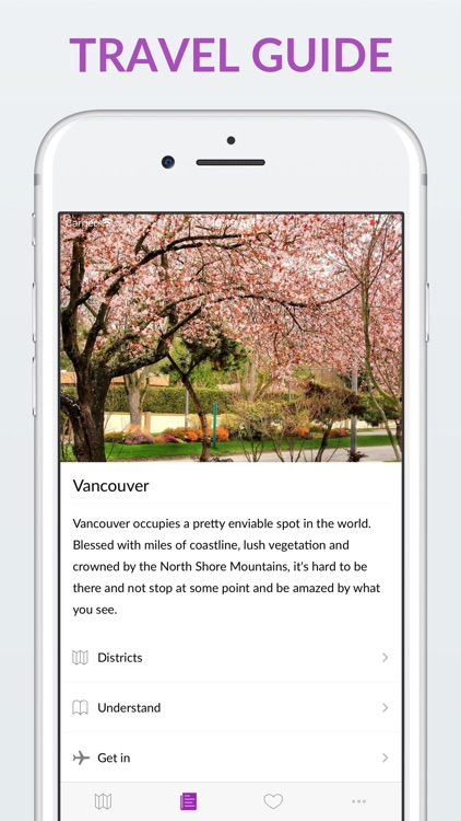 Vancouver Offline Map & Guide screenshot-1