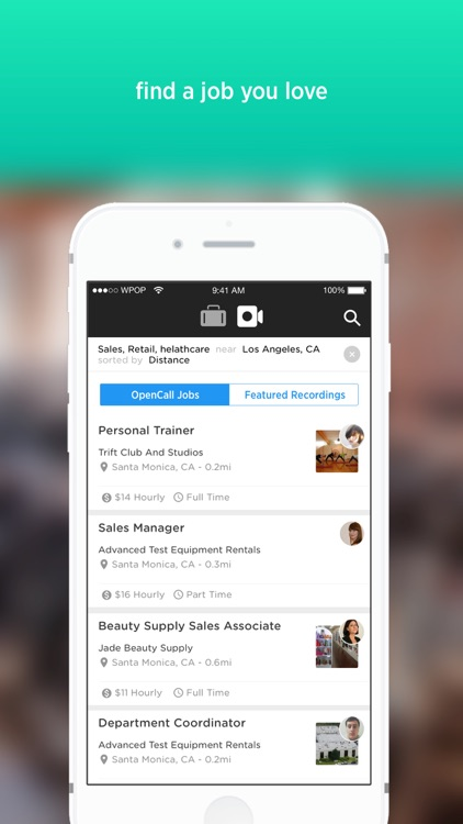 Job Search by Workpop
