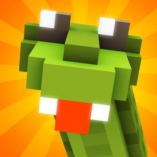 Blocky Snakes app for ipad