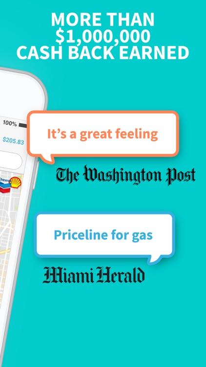 GetUpside Gas & Food Deals