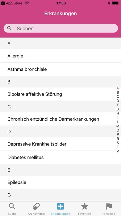 Screenshot for Embryotox in Czech Republic App Store