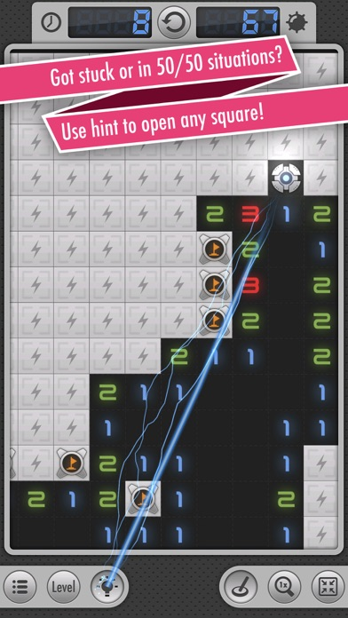 Sweepy Mines PRO (Сапёр игра) Скриншоты5