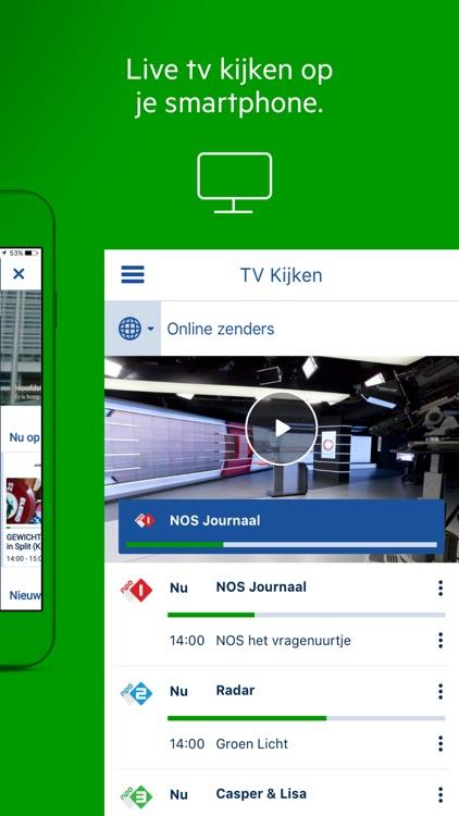 KPN iTV voor iPhone