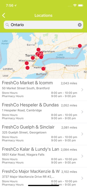 FreshCo Pharmacy on the App Store