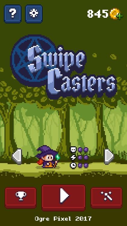 Swipe Casters