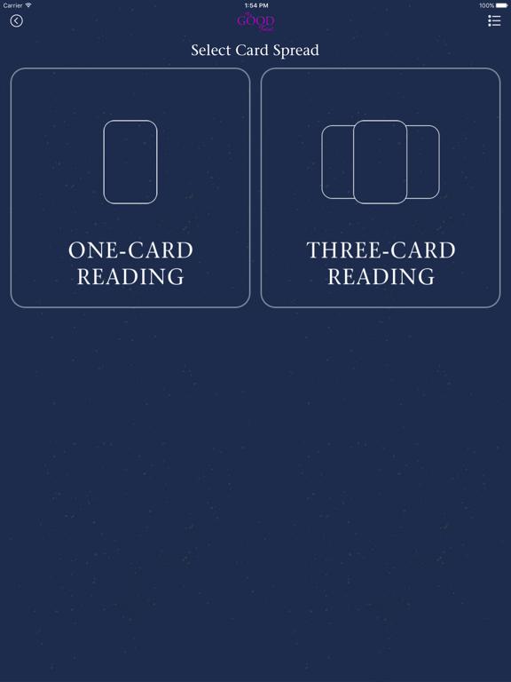 The Good Tarot screenshot 7