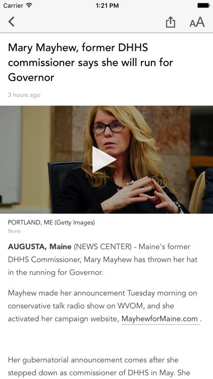 WCSH 6 Portland, Maine News