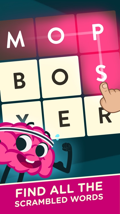 WordBrain screenshot-0