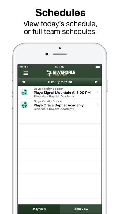 Silverdale Athletics screenshot 4