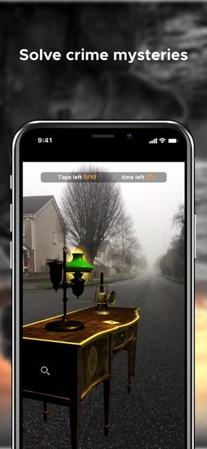 Silent Streets: Mockingbird Screenshot