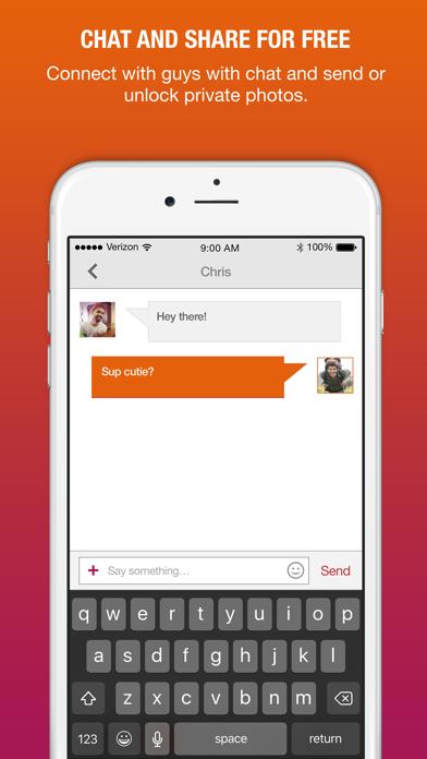 Jack'd - Gay Chat & Dating Screenshot