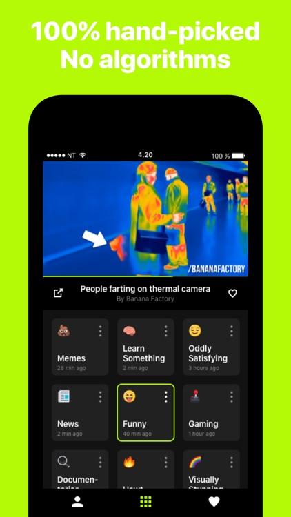 Neverthink: watch the Internet screenshot-4