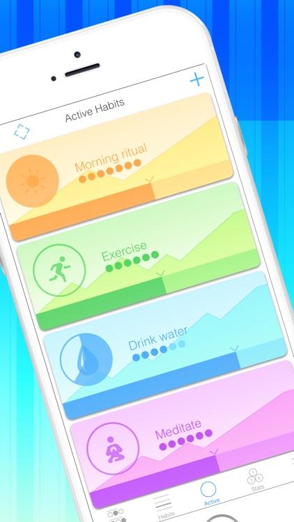 Better Habits: Habit Tracker screenshot-0