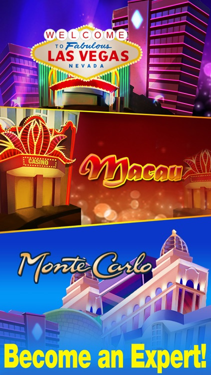 Blackjack 21 - Best Vegas Casino Card Game screenshot-4